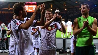 Talking Points | Scotland v Germany | Euro 2016 Qualification