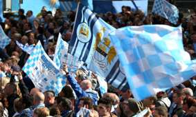 Manchester City Premier League Victory Parade