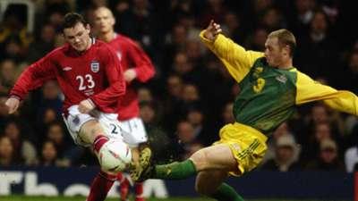 Wayne Rooney | England