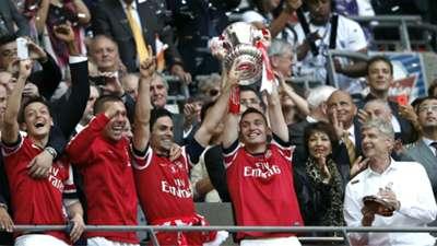 Arsenal FA Cup 2014