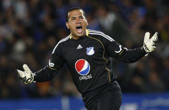 Nelson Ramos - Millonarios FC