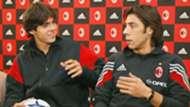 Kaka Rui Costa AC Milan