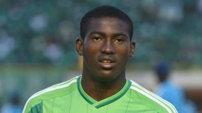 Taiwo Awoniyi Nigeria Under-20 22032015