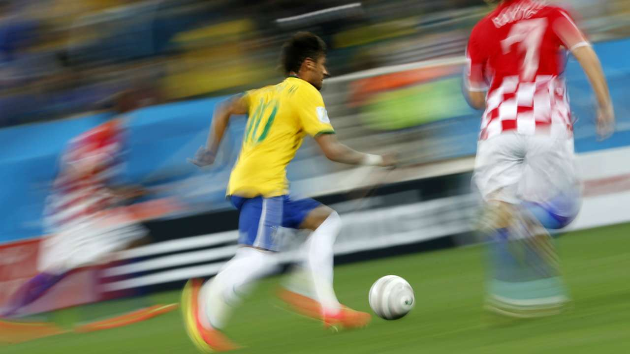 Fifa 16's fastest players