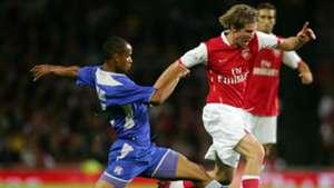 Hleb, Arsenal