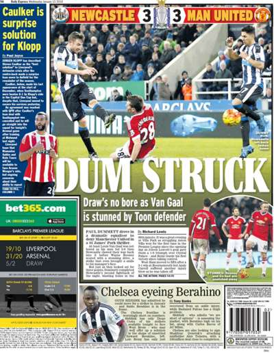 Express back page 12/1