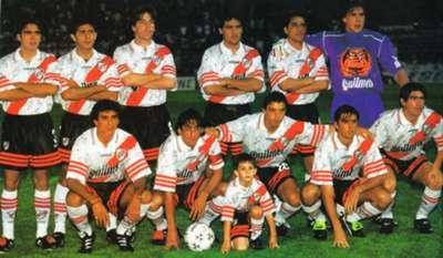 River plantel 1997