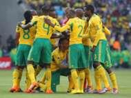 Steven Pienaar South Africa World Cup 2010