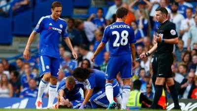 Eva Carneiro Eden Hazard Chelsea Premier League 08082015