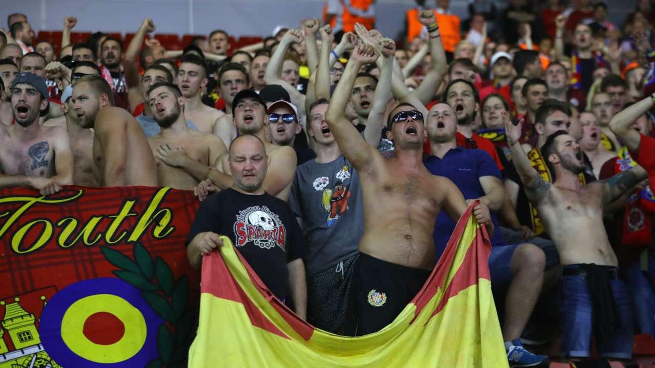 HD Sparta Prague fans