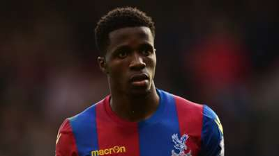 Man Utd winger hunt | Wilfried Zaha Crystal Palace