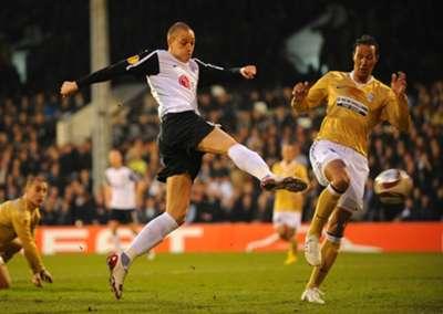 Fulham 4 Juventus 1 2010