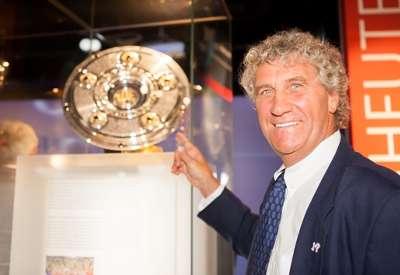 Jean-Marie Pfaff former Keeper of Bayern