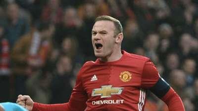 Wayne Rooney Manchester United Reading