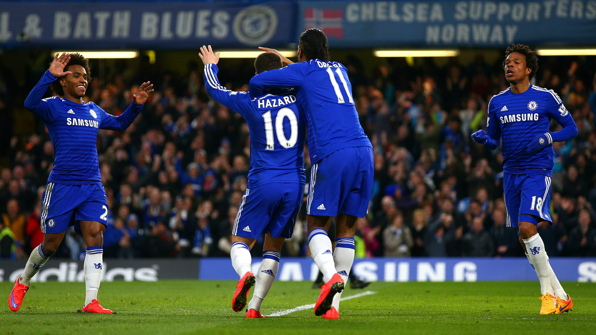 'You have to come to Chelsea' - Drogba lured Hazard to the Premier League as Gervinho played go-between