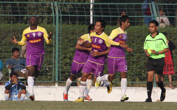 Prayag United vs Mohun Bagan, I-League