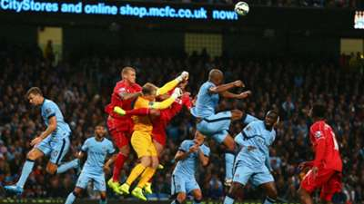 Manchester City Liverpool 24082014