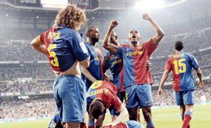 Barcelona Real Madrid 6-2 2 May 2009