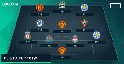 PL & FA Cup Team of the Weekend
