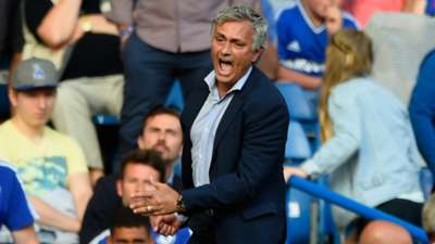 Jose Mourinho Chelsea Swansea City Premier League 08082015