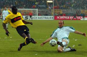 Bundesliga: Borussia Dortmund - Werder Bremen, Otto Addo - Viktor Skripnik