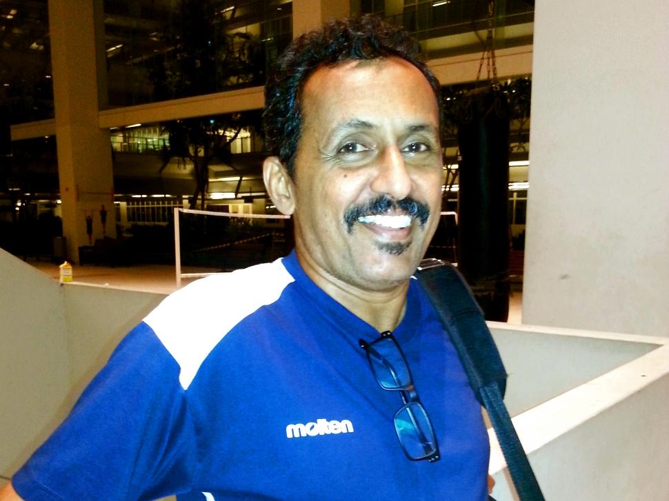 Malek Awab, Singapore