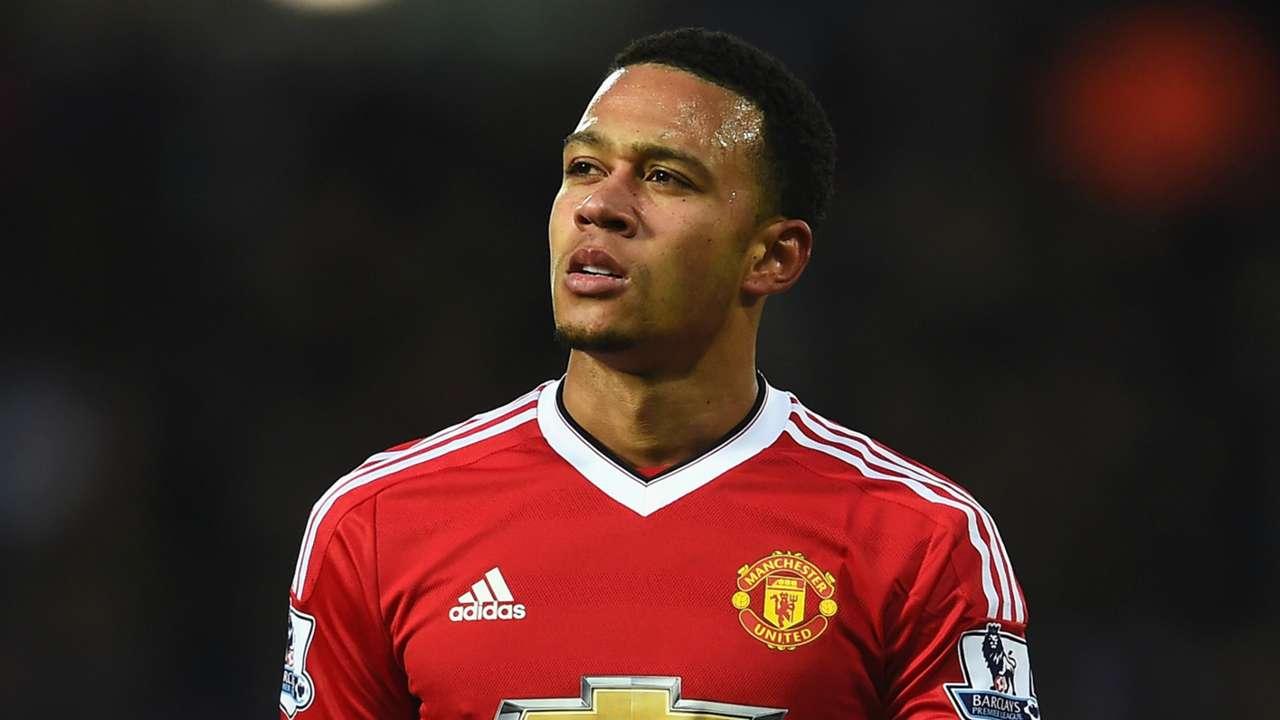 HD Memphis Depay Manchester United