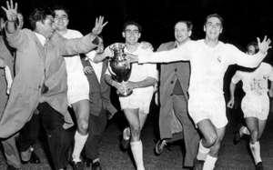 Real Madrid Campeón de Europa 1956