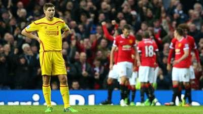 Steven Gerrard | Liverpool, Manchester United | Premier League