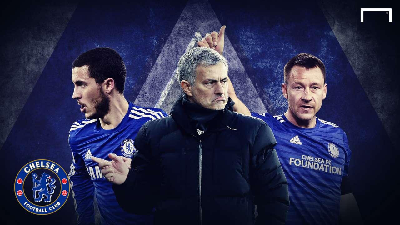 Chelsea pre-season gallery cover