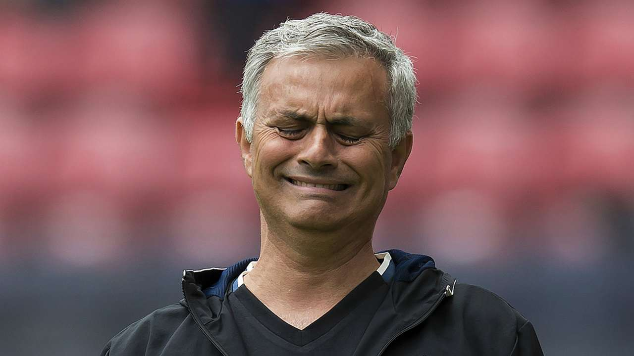 Jose Mourinho Manchester United Pre-Season