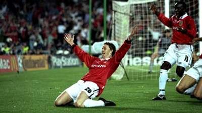 Ole Gunnar Solskjaer | Man Utd's 20 greatest