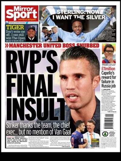 European Newspaper Round-Up - Wednesday