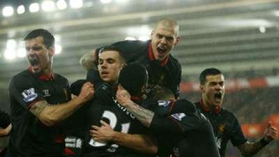 Sunday's Top Premier League Stats | Liverpool