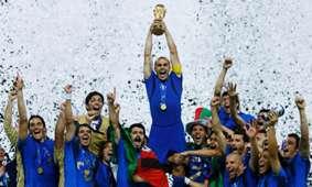 Fabio Cannavaro Italy FIFA World Cup 2006