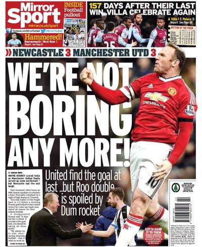 Mirror back page 13/12