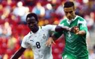 ALi Adnan and Seidu Salifu  - Iraq against Ghana @ World Cup U20
