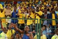 Mamelodi Sundowns fans