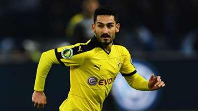 HD Ilkay Gundogan Borussia Dortmund