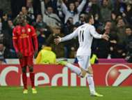 Gareth Bale Real Madrid Galatasaray Champions League 11272013