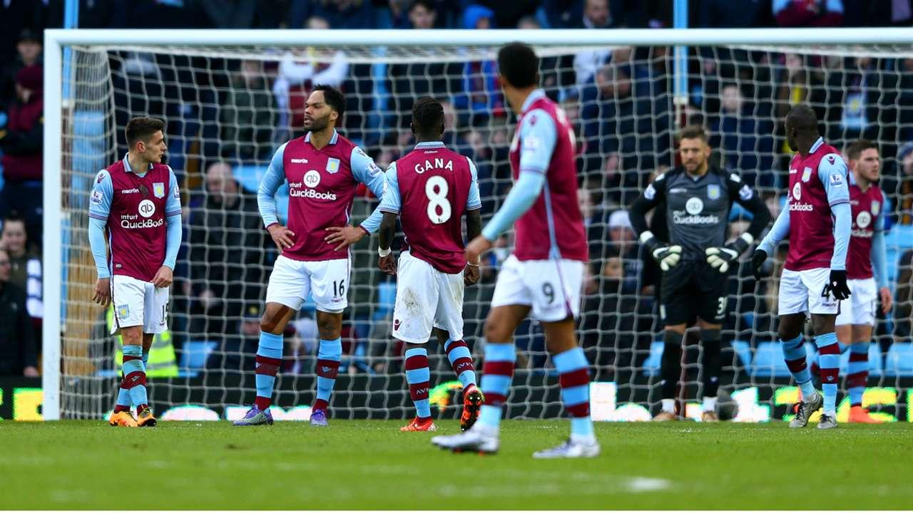 Aston Villa   CANCELLED
