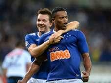 Julio Baptista Dagoberto - Cruzeiro vs Real Garcilaso Libertadores 04092014