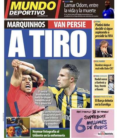 Mundo Deportivo 151015