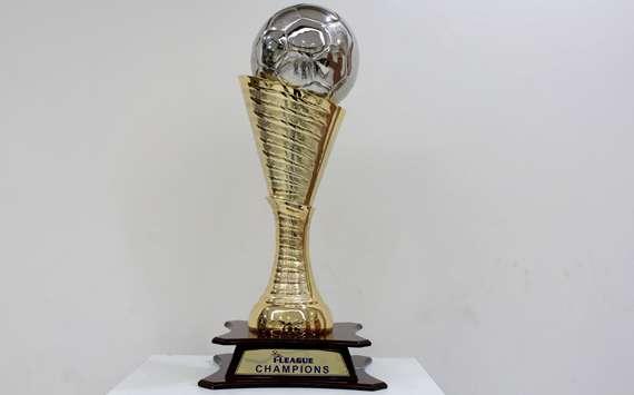 New I-League Trophy