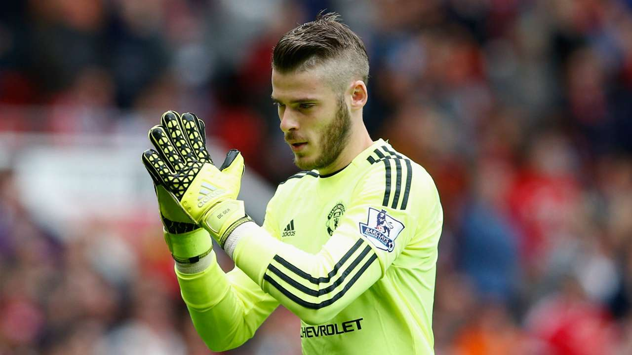 David de Gea Manchester United Sunderland Premier League 26092015