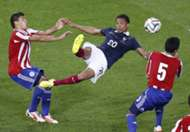 Loic Remy France Paraguay Friendly 06012014