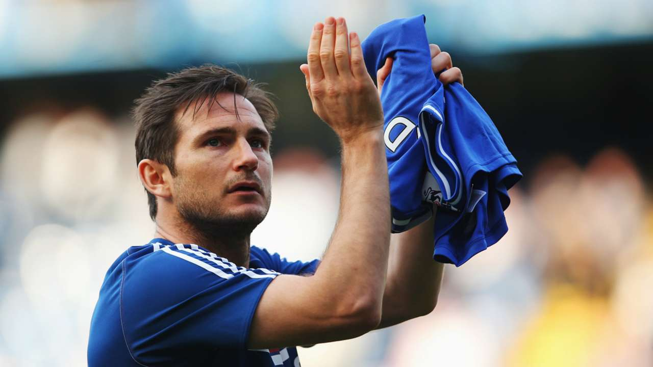 JUNE: Lampard leaves