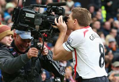 Manchester United Liverpool EPL 16032014