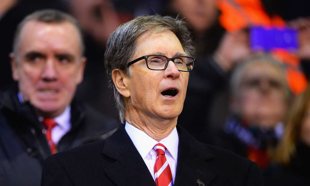 John Henry Liverpool  Aston Villa English Premier League 01182014
