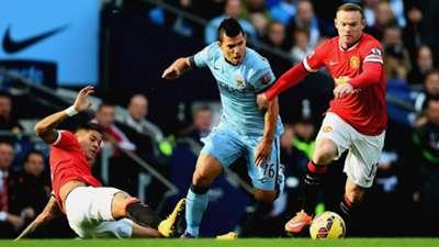 Manchester City v Manchester United 02112014